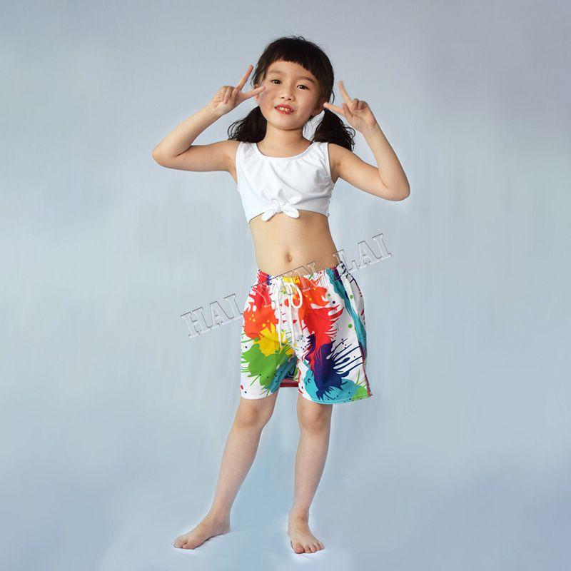 Girl's Beach Pants
